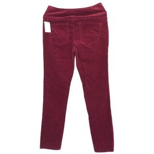 Jag Jeans Pants - Jag Jeans Nora Skinny Corduroy High Waist Pants